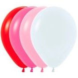 Латексные воздушные шары Пастель