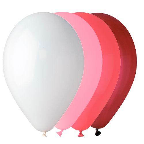 Латексные воздушные шары GEMAR Пастель