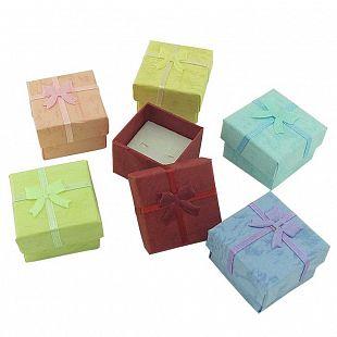 Прямоугольные подарочные коробки