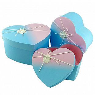 Подарочные коробки в форме сердца