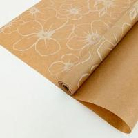 Упаковочная бумага и пленка на свадьбу