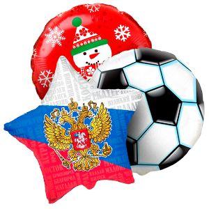 Фольгированные шары Разное