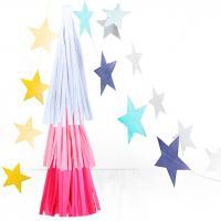 Гирлянды для праздника и воздушных шаров