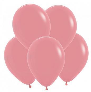 Воздушные шары Пудровый Пастель 100 шт