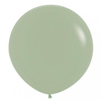 Воздушные шары Эвкалипт Пастель 10 шт 60 см