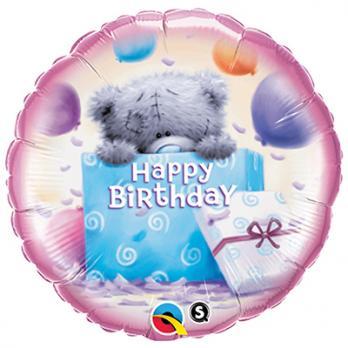 Фольгированный шар круг Me To You HB Подарок