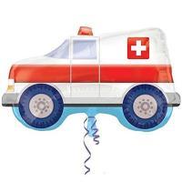 Шар фольгированный Машина Скорая Помощь