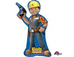Шар фольгированный Боб строитель