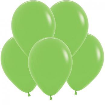 Воздушные шары Светло зеленый 100 шт