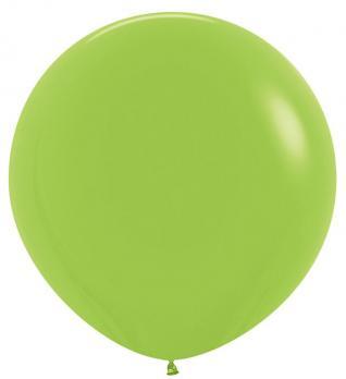 Воздушные шары Светло зеленый Пастель 36 дюймов 10 шт
