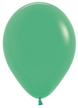 Воздушные шары Зеленый Пастель 100 шт