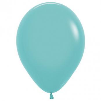 Воздушные шары Аквамарин Пастель 100 шт
