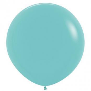 Воздушные шары Аквамарин Пастель 1 шт