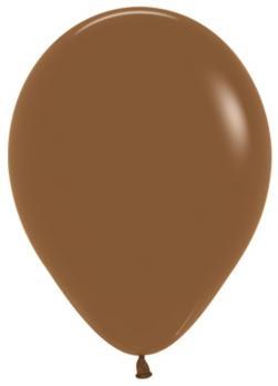 Воздушные шары Кофе Пастель 100 шт