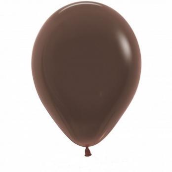 Воздушные шары Коричневый Пастель 100 шт