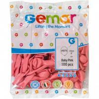 Воздушные шары Нежно-розовый 73, Пастель 76см 10шт
