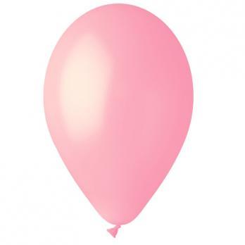 Воздушные шары Розовый 57 Пастель 100шт