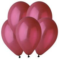 Воздушные шары Бургундия 47 Пастель 100шт