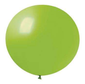 Воздушные шары Светло-зеленый 11 Пастель 76см 10шт