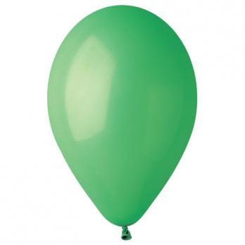 Воздушные шары Зеленый 12 Пастель 100шт