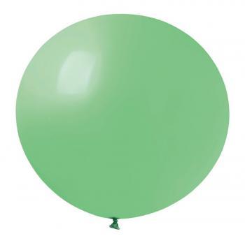 Воздушные шары Мятный 77 Пастель 76см 10шт