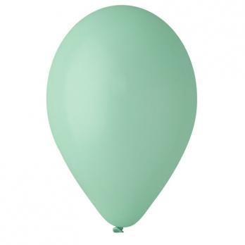 Воздушные шары Аквамарин 50 Пастель 100шт