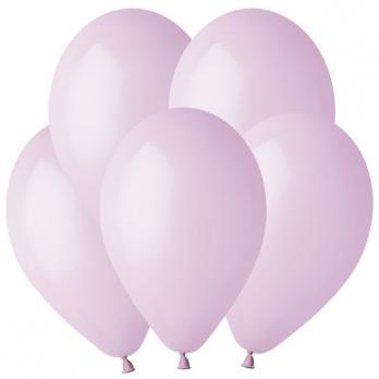 Воздушные шары Сиреневый 79 Пастель 100шт