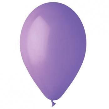 Воздушные шары Лавандовый 49 Пастель 100шт