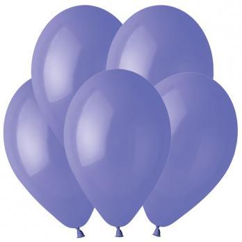 Воздушные шары Сиренево-голубой 75 Пастель 100шт