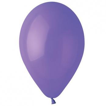 Воздушные шары Фиолетовый 08 Пастель 100шт