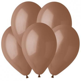 Воздушные шары Кофе 76 Пастель 100шт